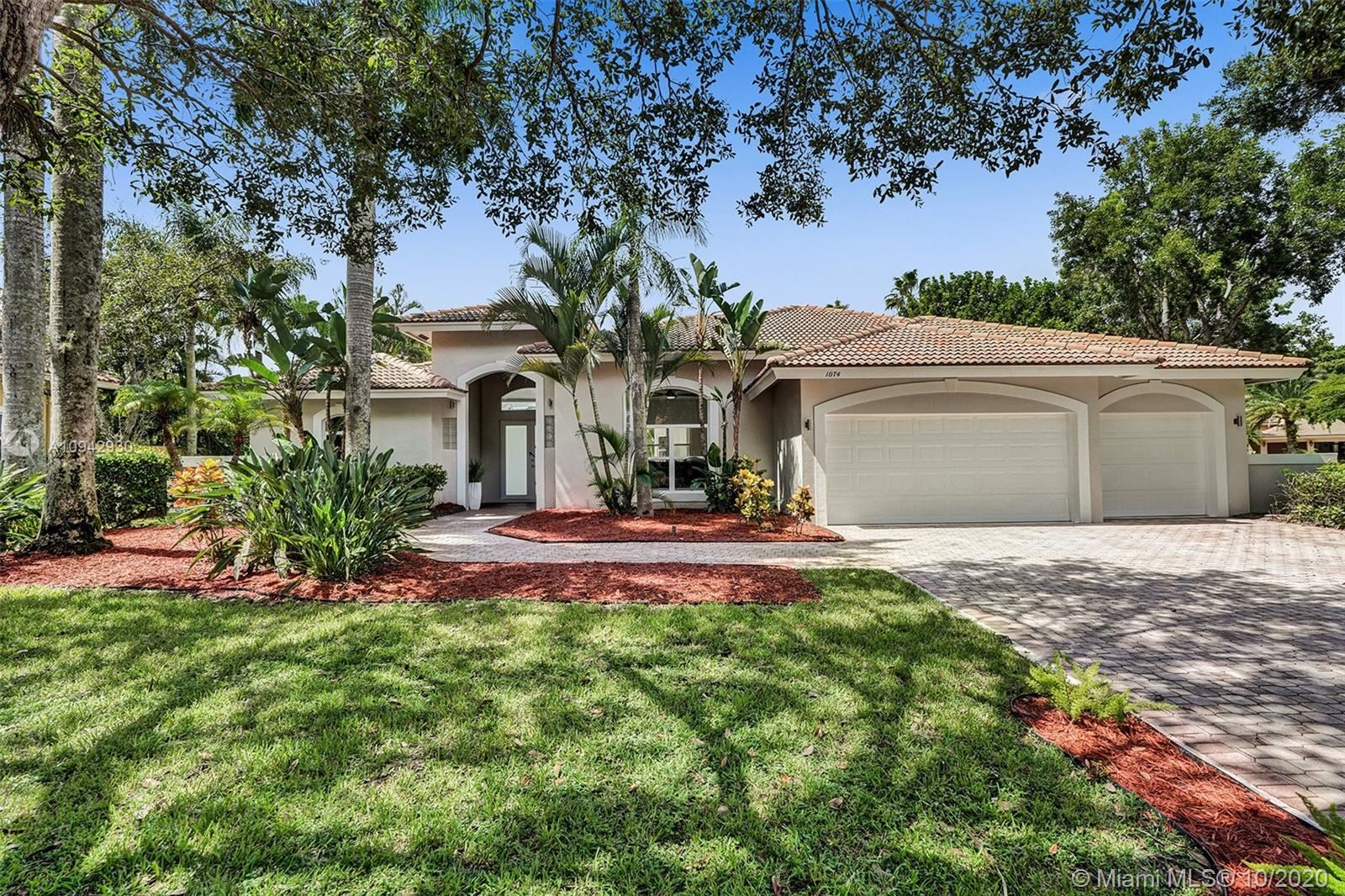 1074 NW 121st Ln, Coral Springs, FL 33071 - #: A10942930