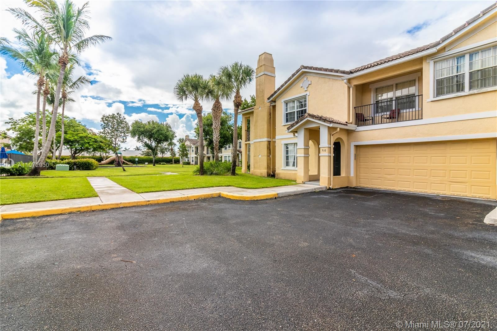 Photo of 910 Belmont Ln #910, North Lauderdale, FL 33068 (MLS # A11072930)