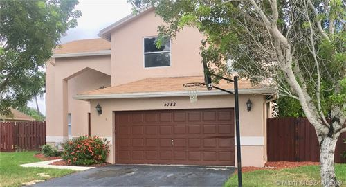Photo of Listing MLS a10751931 in 5782 SW 55th Ave Davie FL 33314