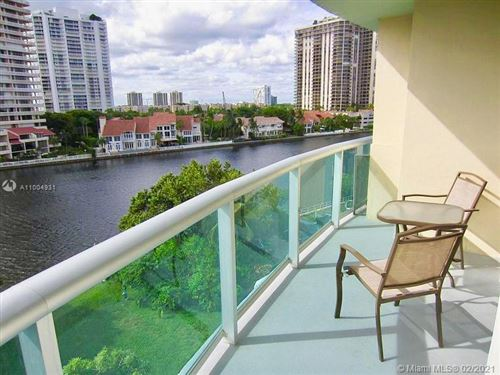 Photo of 19390 Collins Ave #615, Sunny Isles Beach, FL 33160 (MLS # A11004931)