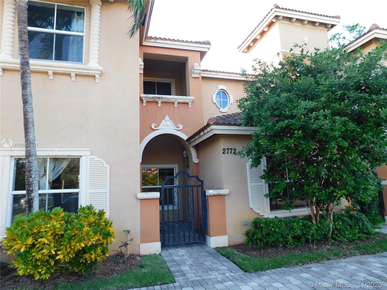 2772 SW 121st Ave #602, Miramar, FL 33025 - #: A10959931