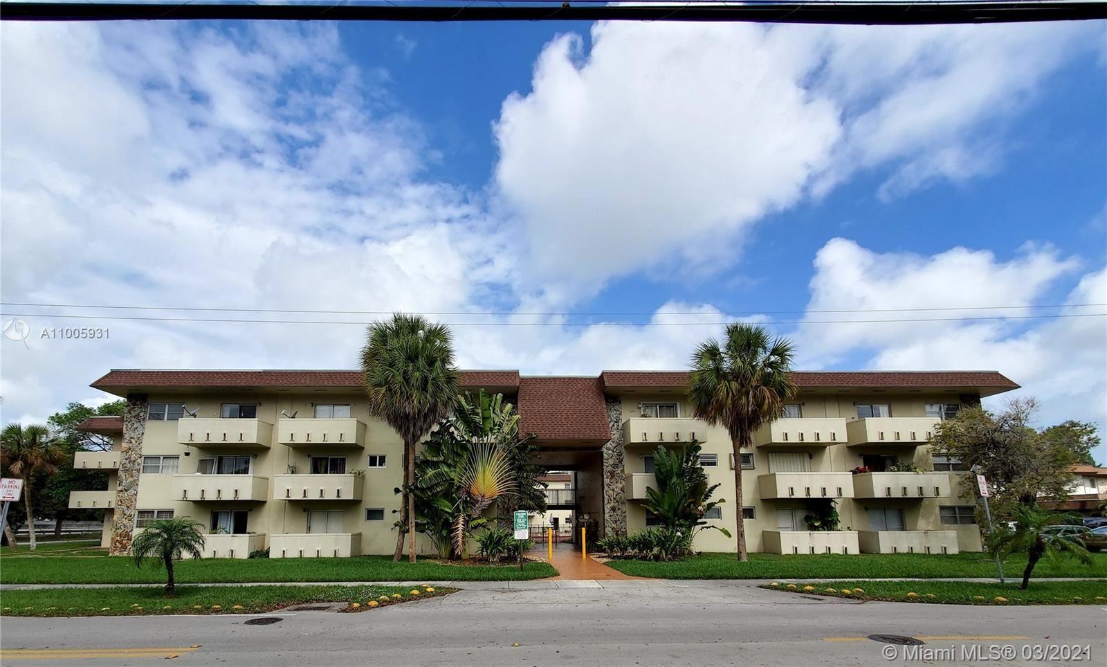 7505 SW 82nd St #203, Miami, FL 33143 - #: A11005931