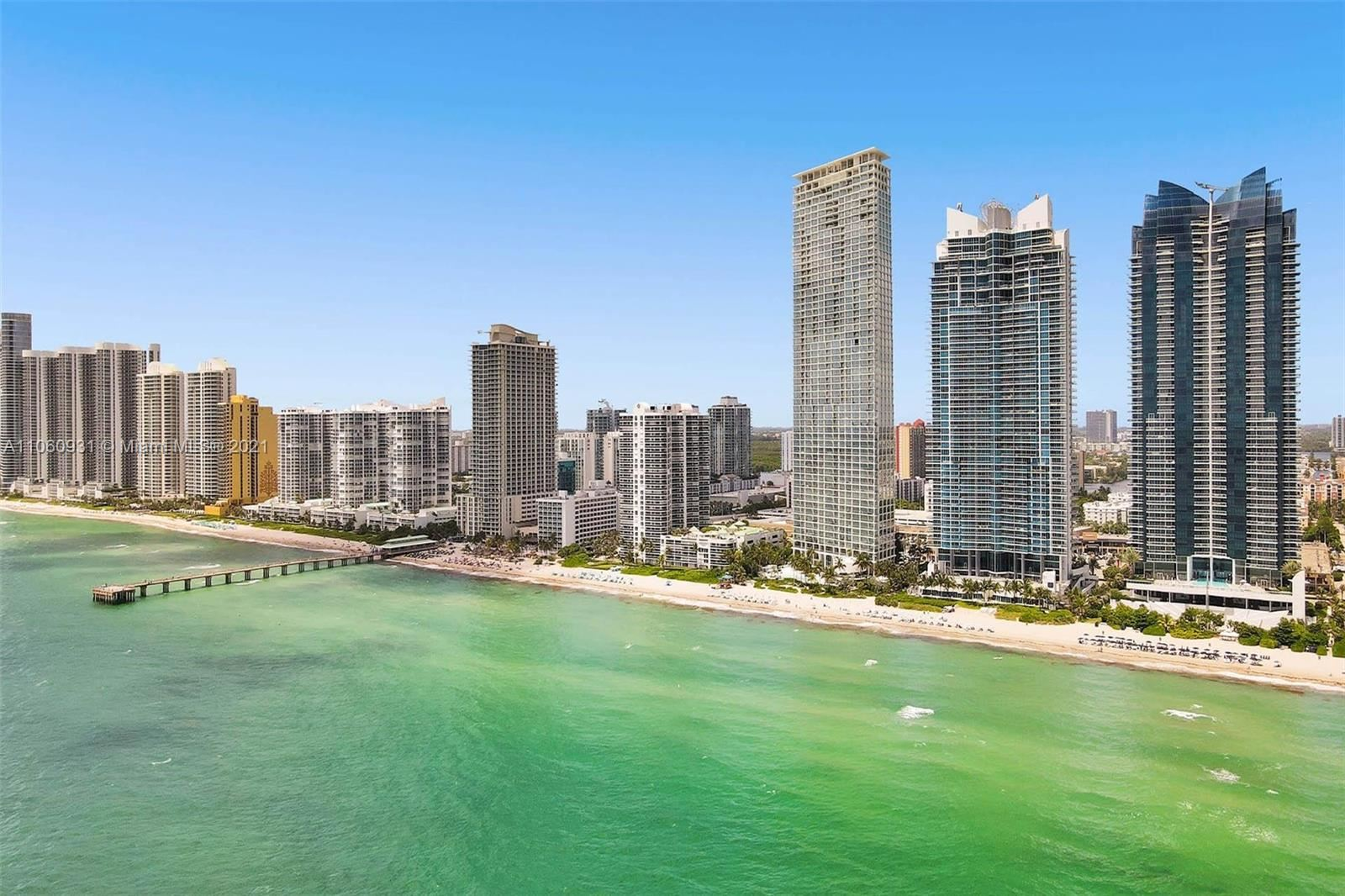 17121 Collins Ave #2508, Sunny Isles, FL 33160 - #: A11060931
