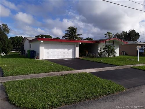 Photo of Listing MLS a10857932 in 8065 NW 21st St Sunrise FL 33322