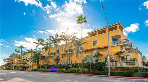 Photo of 8888 Collins Ave #112, Surfside, FL 33154 (MLS # A10977932)