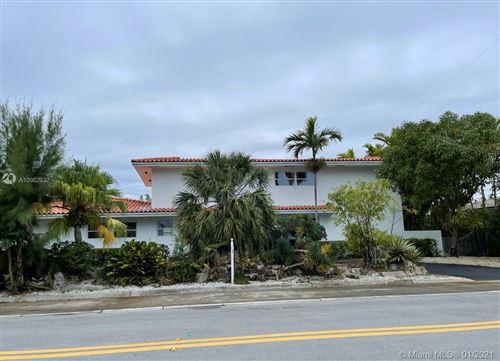 Photo of 10200 E Broadview Dr, Bay Harbor Islands, FL 33154 (MLS # A10982932)
