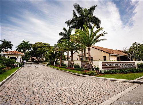 Photo of 21378 Marina Cove Circle #13-B, Miami, FL 33180 (MLS # A11024932)