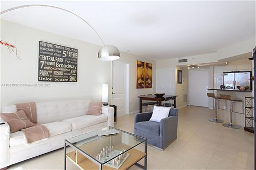 Photo of 1800 SUNSET HARBOUR DR #711, Miami Beach, FL 33139 (MLS # A11083932)