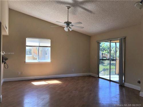 Photo of 8407 SW 5th St #206, Pembroke Pines, FL 33025 (MLS # A11091932)