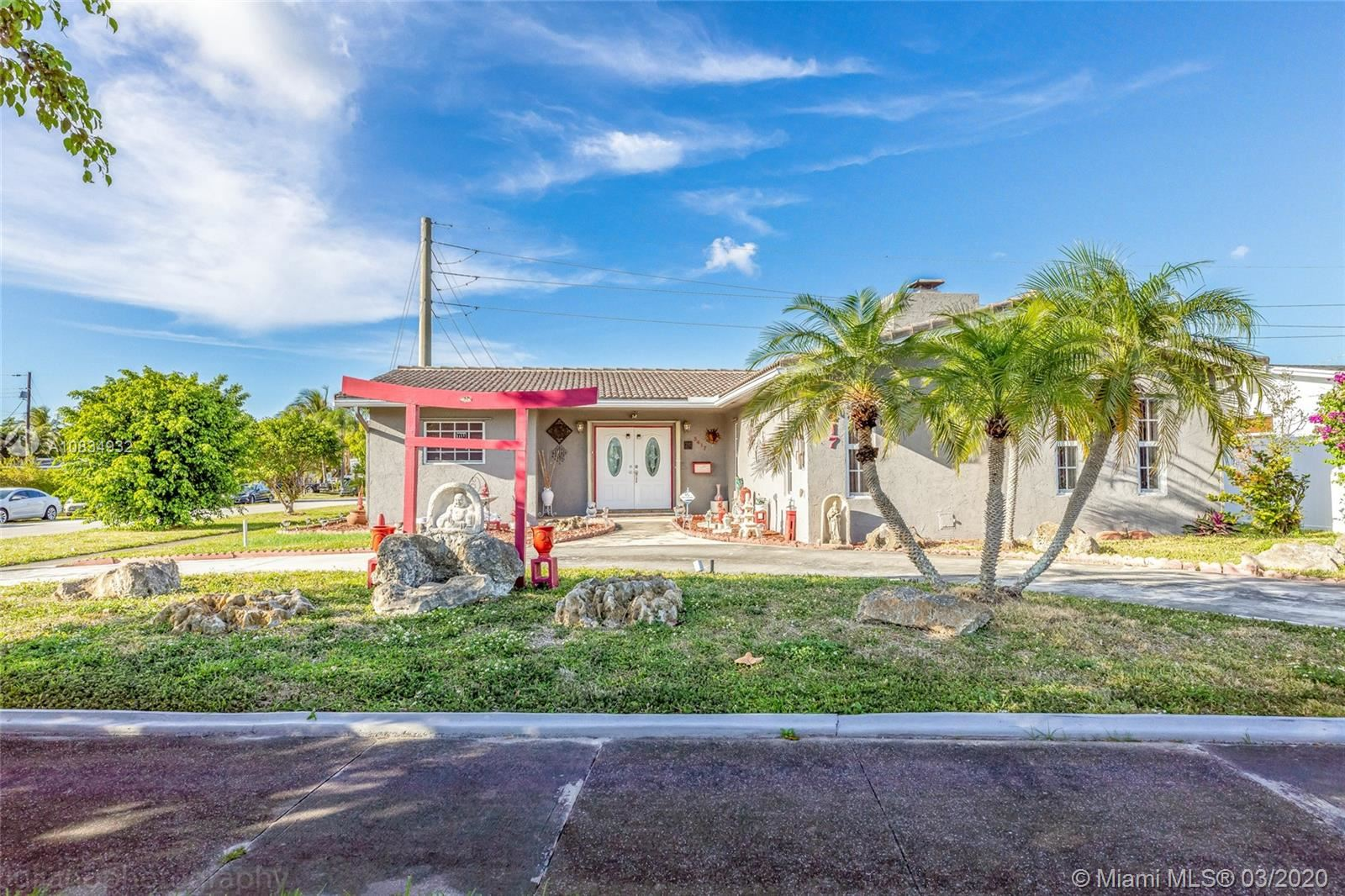 3417 N Longfellow Cir, Hollywood, FL 33021 - #: A10834932