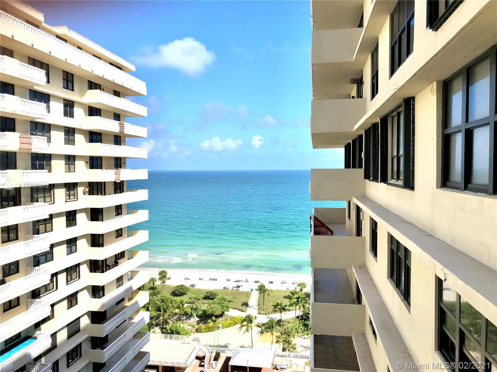 Photo of 9801 Collins Ave #17X, Bal Harbour, FL 33154 (MLS # A10993932)