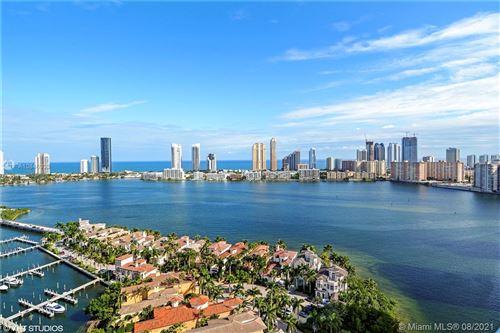 Photo of 6000 Island Blvd #2703, Aventura, FL 33160 (MLS # A10846933)