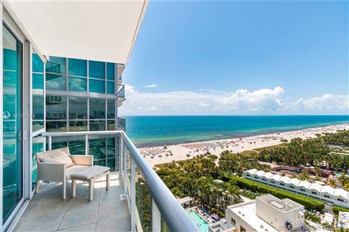 Photo of 101 20th St #2304, Miami Beach, FL 33139 (MLS # A11076933)