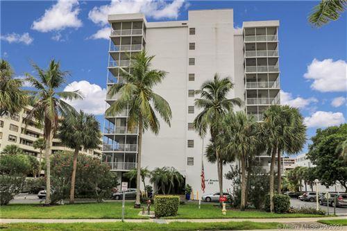Photo of 150 Ocean Lane Dr #2B, Key Biscayne, FL 33149 (MLS # A11101933)