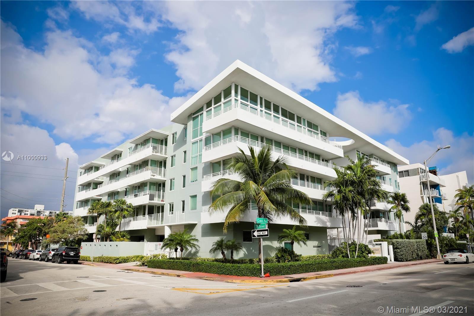 7800 Collins Ave #305, Miami Beach, FL 33141 - #: A11000933