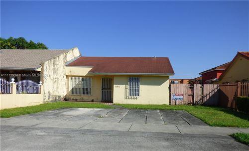Photo of 10871 NW 1st Ln, Miami, FL 33172 (MLS # A11112934)