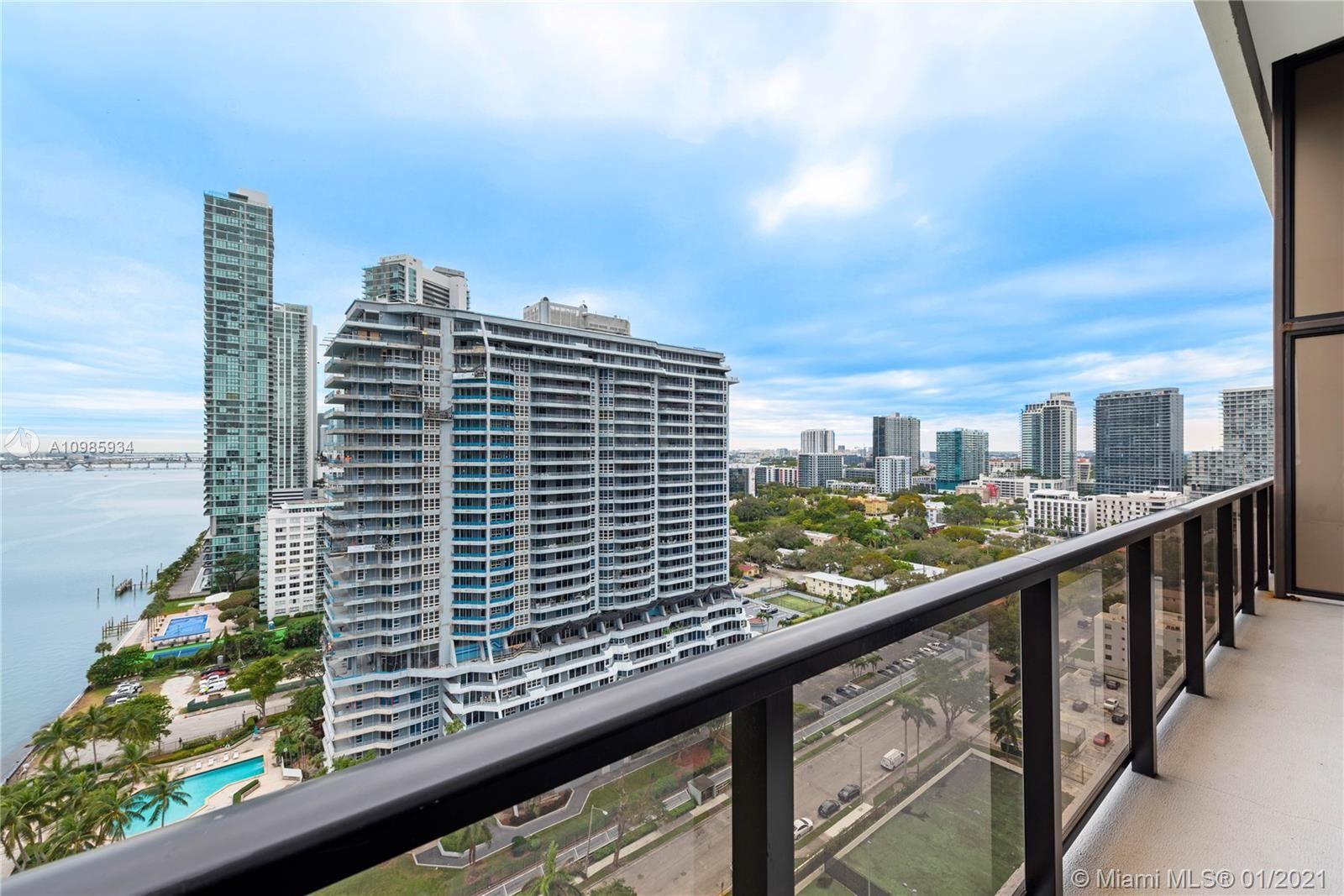 Photo of 600 NE 36th St #PH20, Miami, FL 33137 (MLS # A10985934)