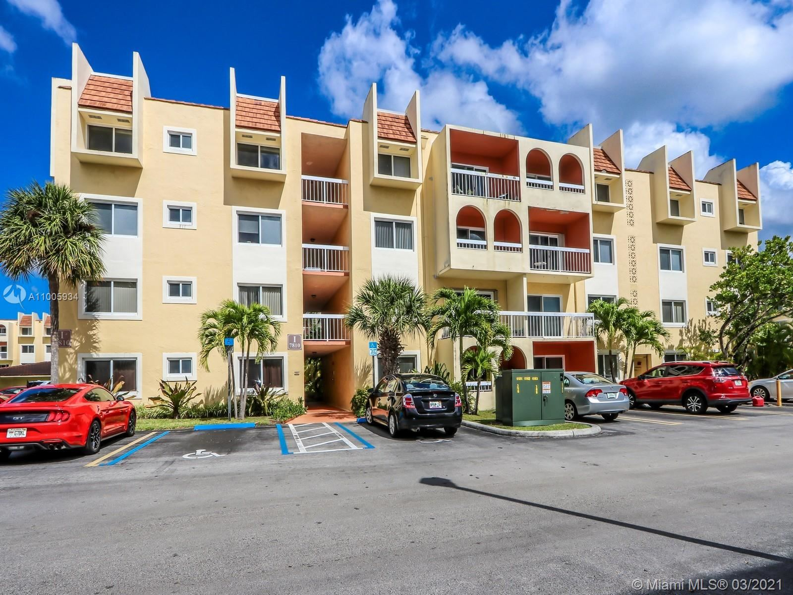 7810 Camino Real #I-410, Miami, FL 33143 - #: A11005934
