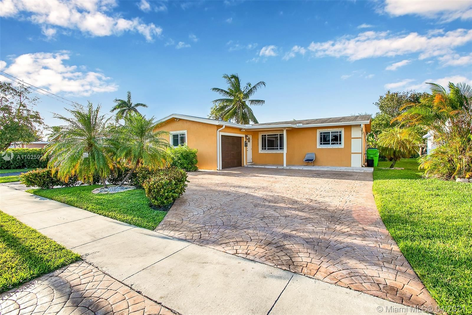 8353 NW 26th Pl, Sunrise, FL 33322 - #: A11025934