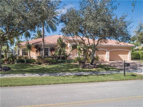 Photo of Listing MLS a10803935 in 4135 SW 131st Ave Davie FL 33330