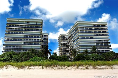 Photo of 9559 Collins Ave #S5-F, Surfside, FL 33154 (MLS # A11039935)