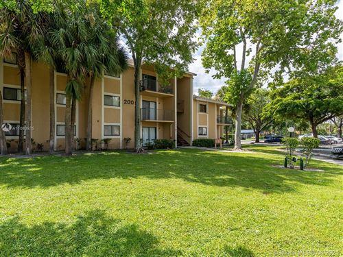 Photo of 200 W Palm Cir W #203, Pembroke Pines, FL 33025 (MLS # A11080935)