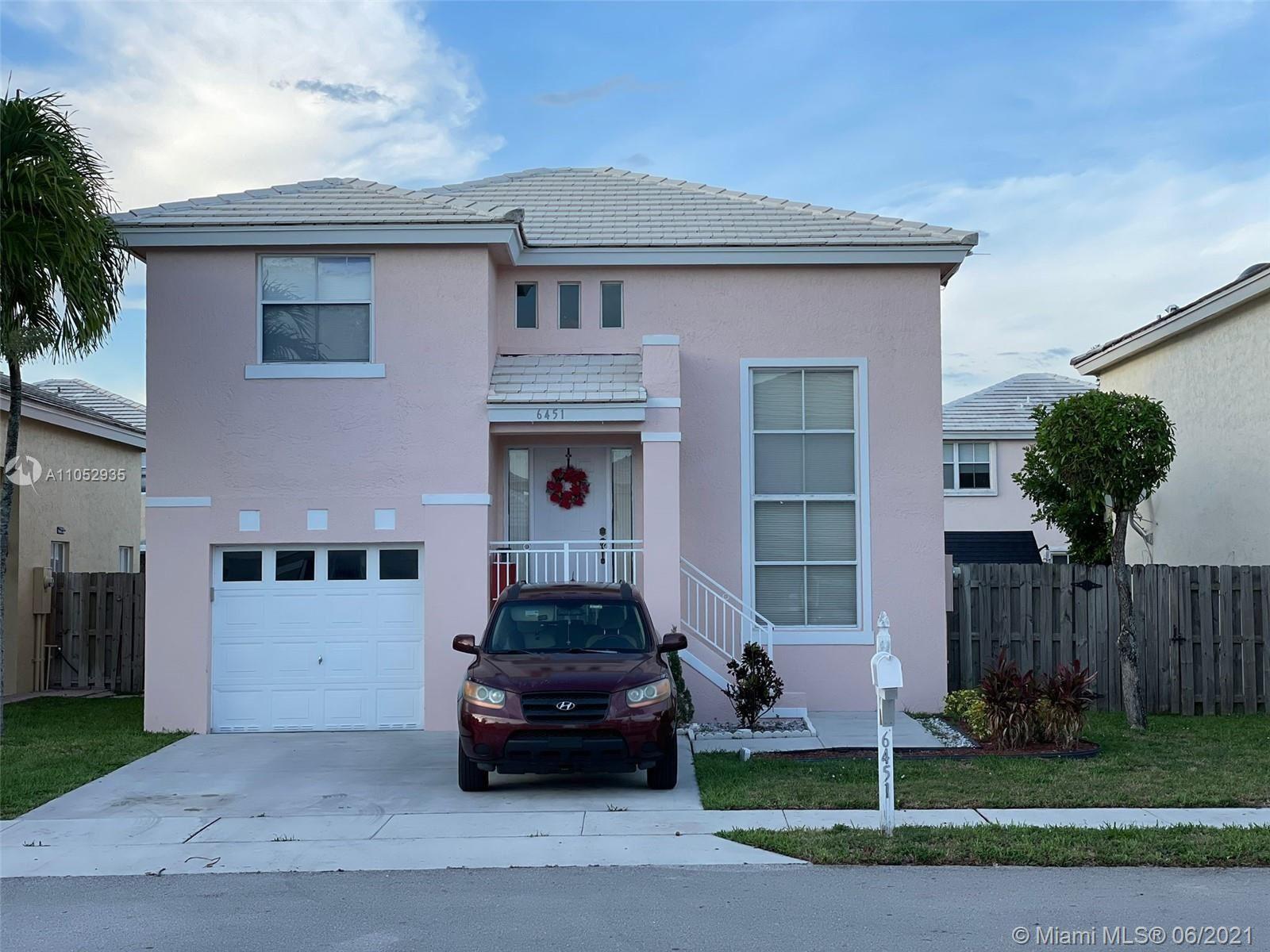 6451 Rock Beauty Ter, Margate, FL 33063 - #: A11052935