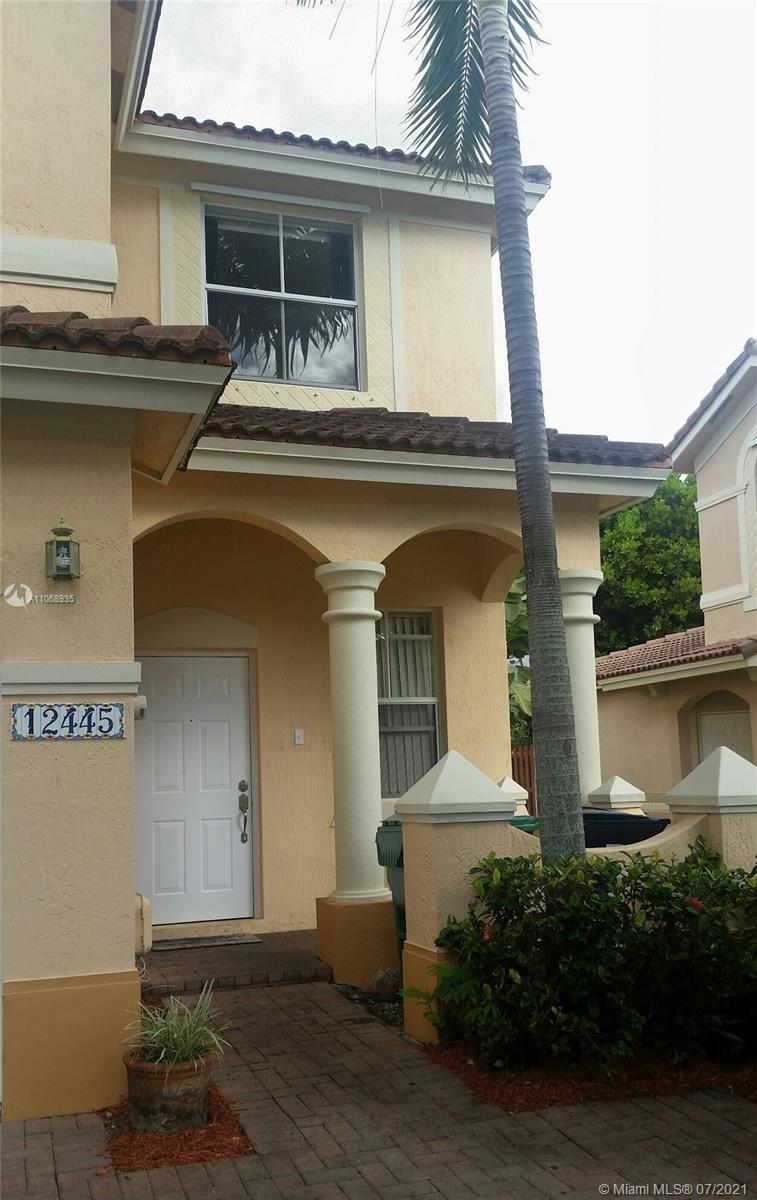 12445 SW 124th Terr #12445, Miami, FL 33186 - #: A11068935