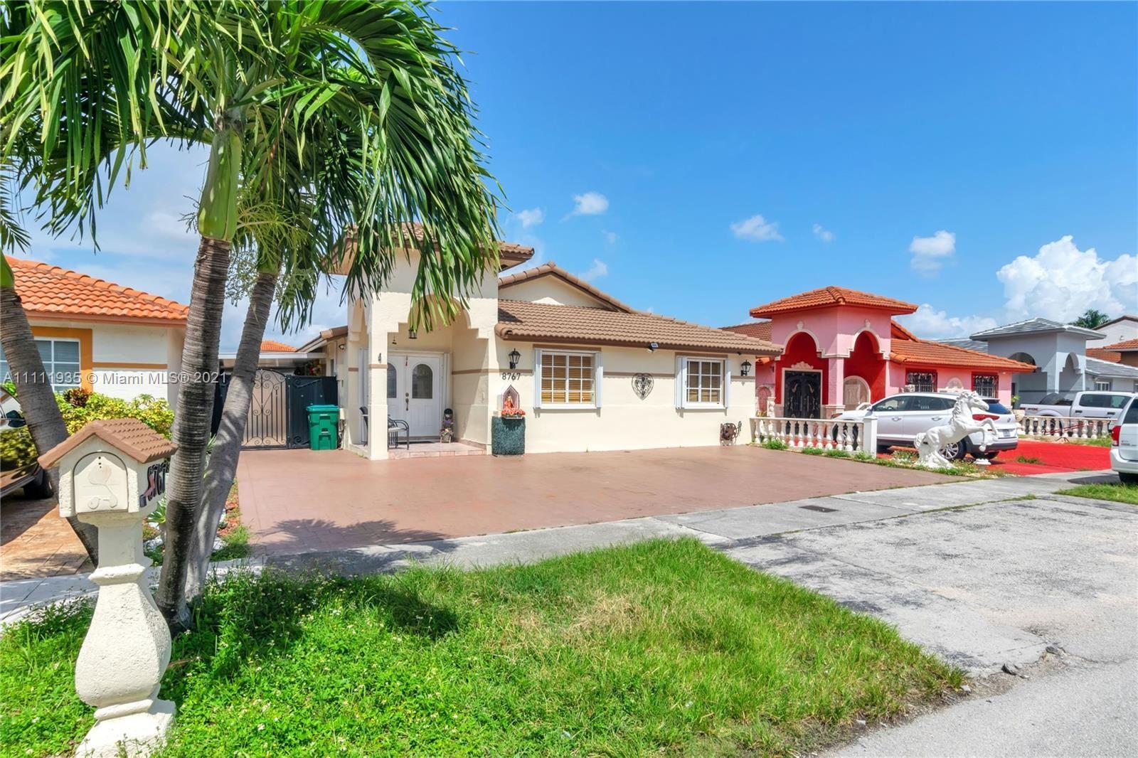 8767 NW 109th Ter, Hialeah Gardens, FL 33018 - #: A11111935