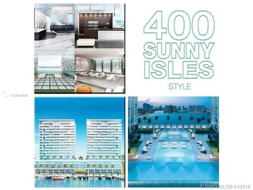 Photo of 400 Sunny Isles Blvd #617, Sunny Isles Beach, FL 33160 (MLS # A10003936)