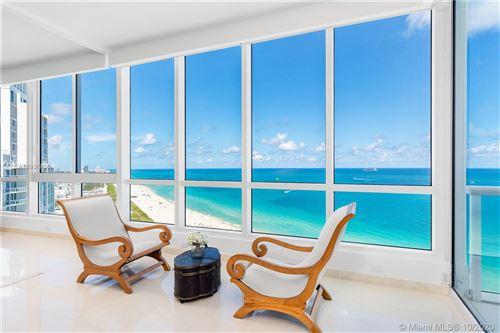 Photo of 100 S Pointe Dr #3005, Miami Beach, FL 33139 (MLS # A10937936)