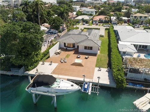 Photo of 9528 Bay Dr, Surfside, FL 33154 (MLS # A11027936)