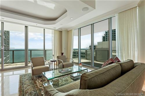 Photo of 3101 S Ocean Dr #1602, Hollywood, FL 33019 (MLS # A11095936)