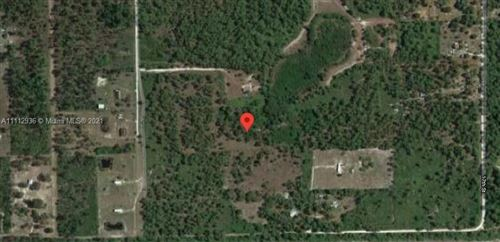 Photo of 5375 PIONEER 20TH ST, Clewiston, FL 33440 (MLS # A11112936)