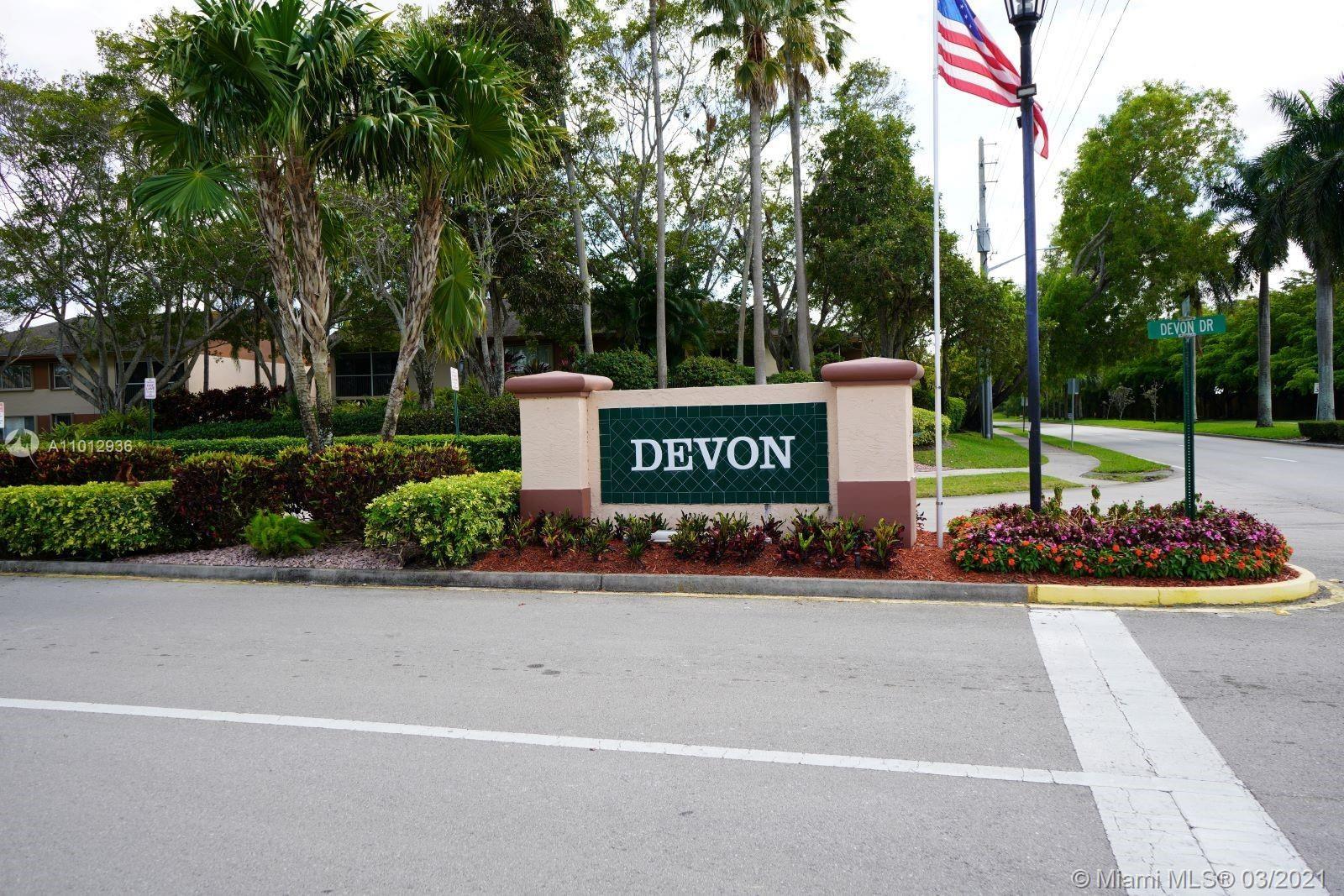 7190 S Devon Dr #111, Tamarac, FL 33321 - #: A11012936