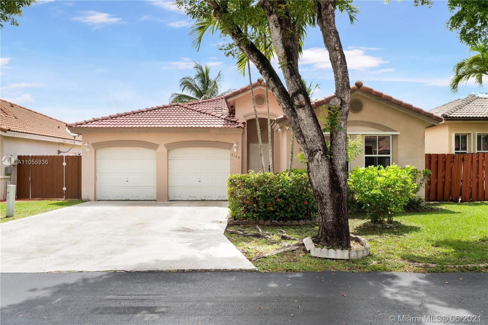 8149 SW 163rd Pl, Miami, FL 33193 - #: A11055936