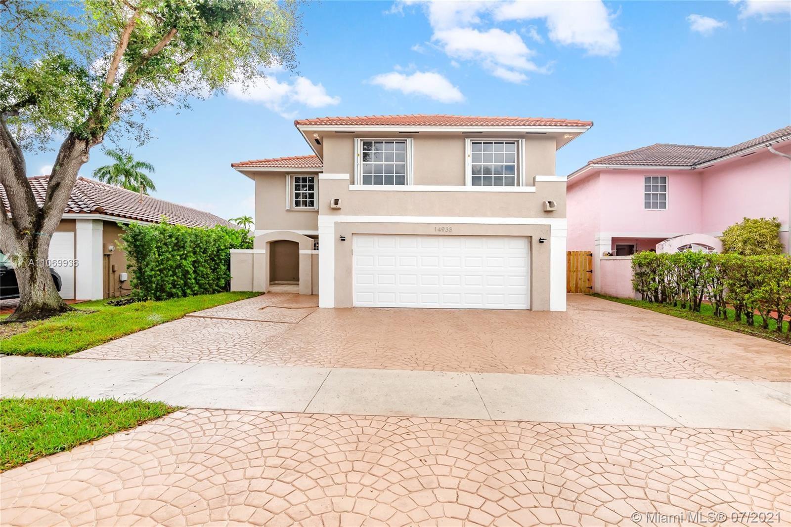 14938 SW 59th St, Miami, FL 33193 - #: A11069936