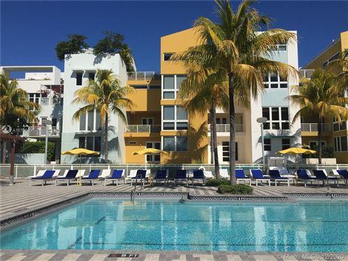 Foto de inmueble con direccion 217 Aqua Ter #217 Miami Beach FL 33141 con MLS A10760937
