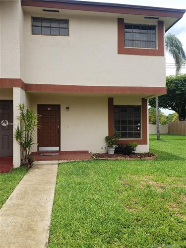 Photo of Listing MLS a10869937 in 13255 SW 57th Ter #14-10 Miami FL 33183