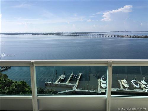 Photo of 1643 Brickell Ave #1704, Miami, FL 33129 (MLS # A10888937)