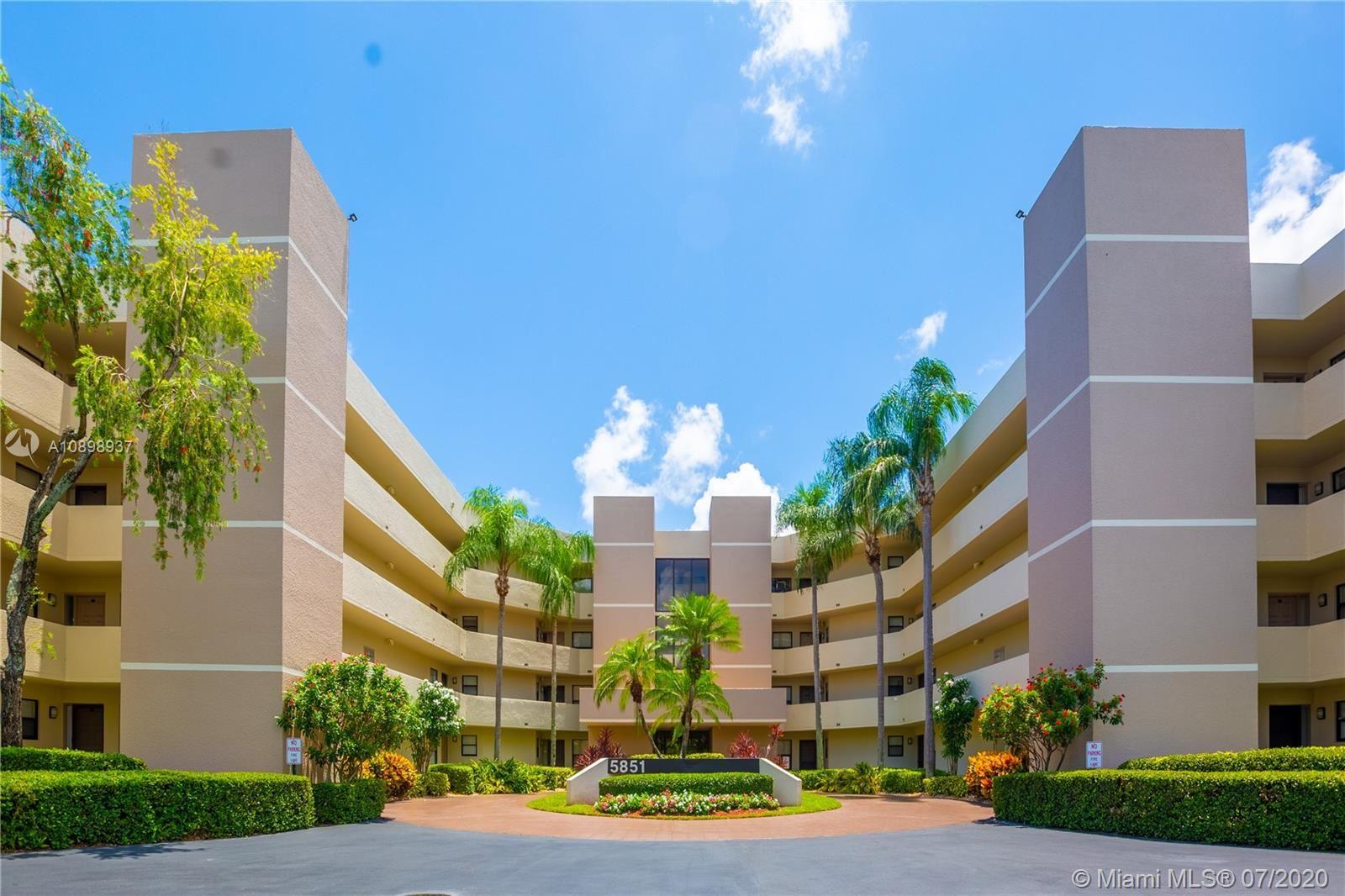 5851 Camino Del Sol #305, Boca Raton, FL 33433 - #: A10898937
