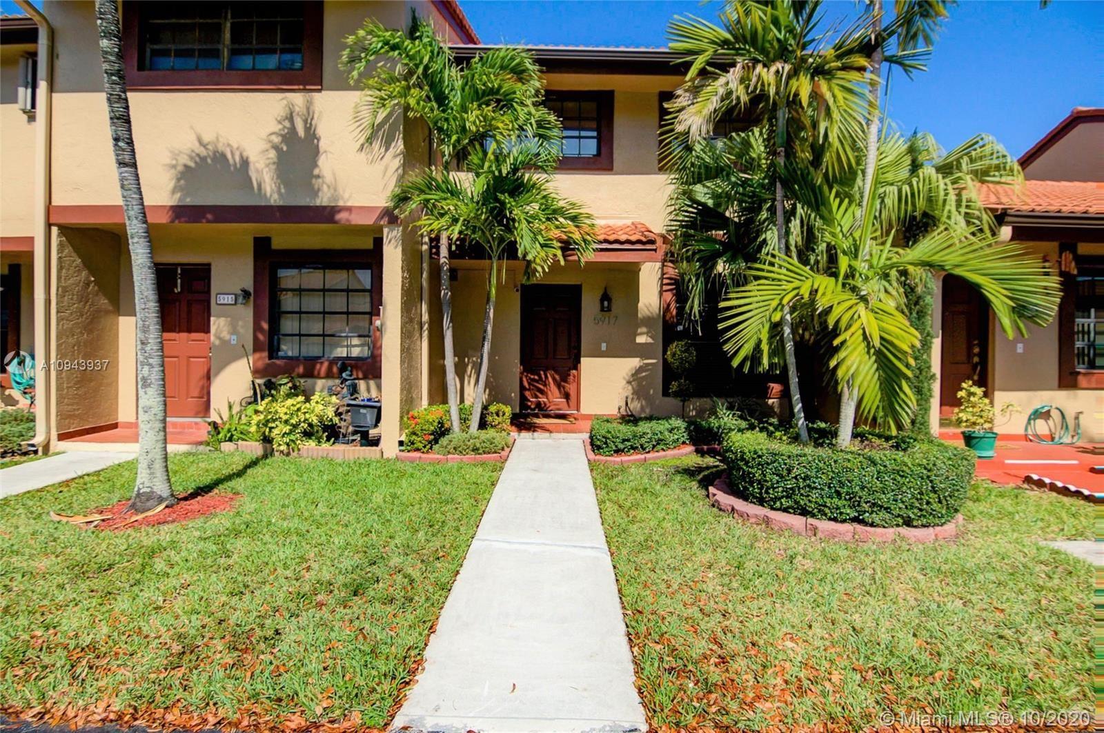 5917 SW 133rd Pl #0, Miami, FL 33183 - #: A10943937