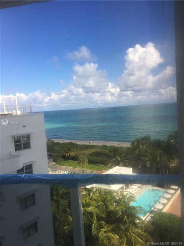 Foto de inmueble con direccion 2401 Collins Ave #1112 Miami Beach FL 33140 con MLS A10758938