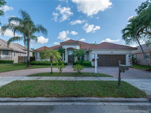 Photo of Listing MLS a10841938 in 2291 NW 129th Ter Pembroke Pines FL 33028