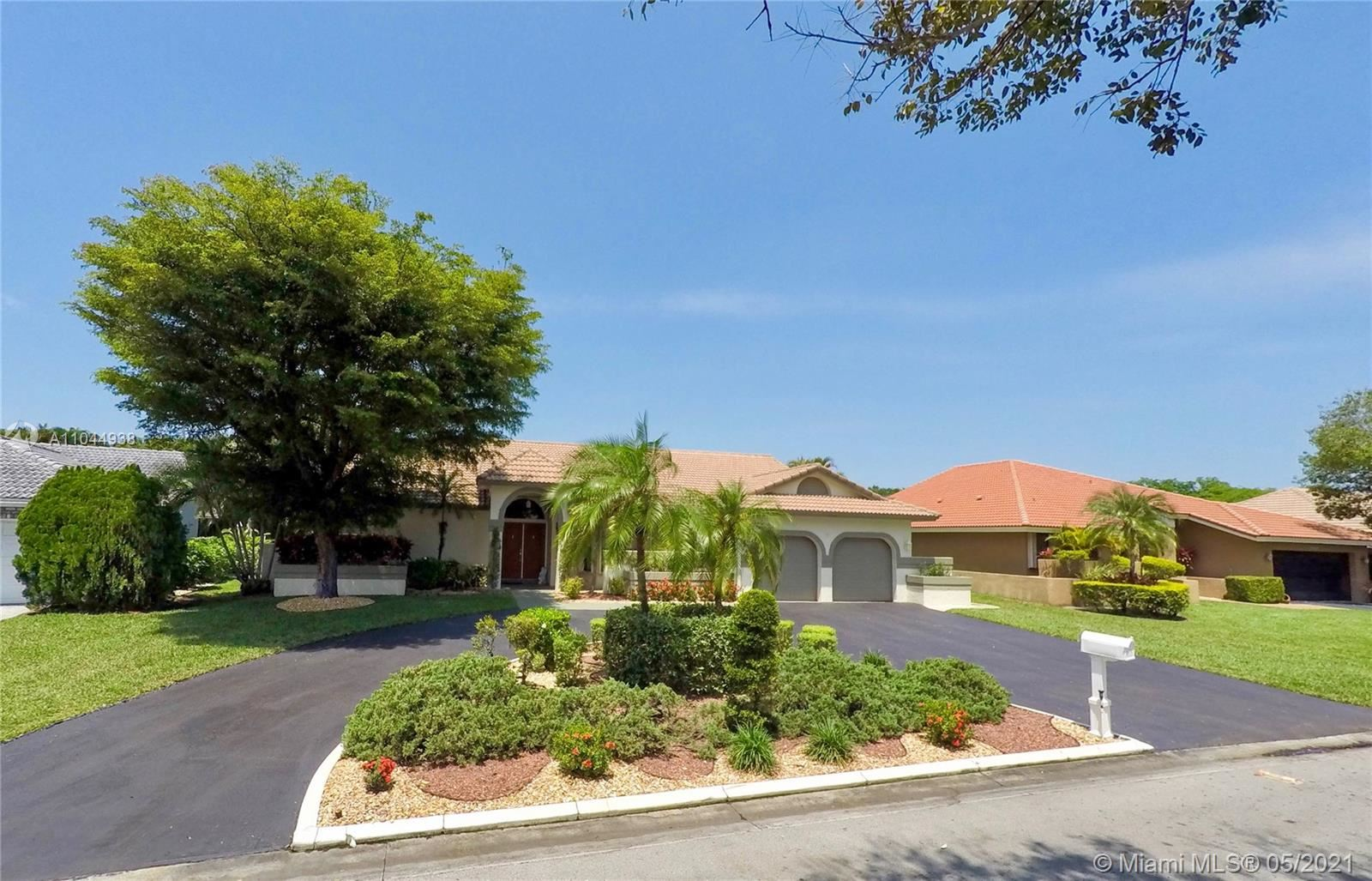 4766 NW 91st Way, Coral Springs, FL 33067 - #: A11044938