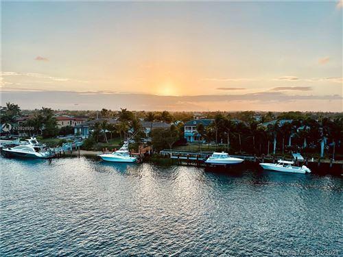 Photo of 1050 Hillsboro Mile #503W, Hillsboro Beach, FL 33062 (MLS # A10926939)