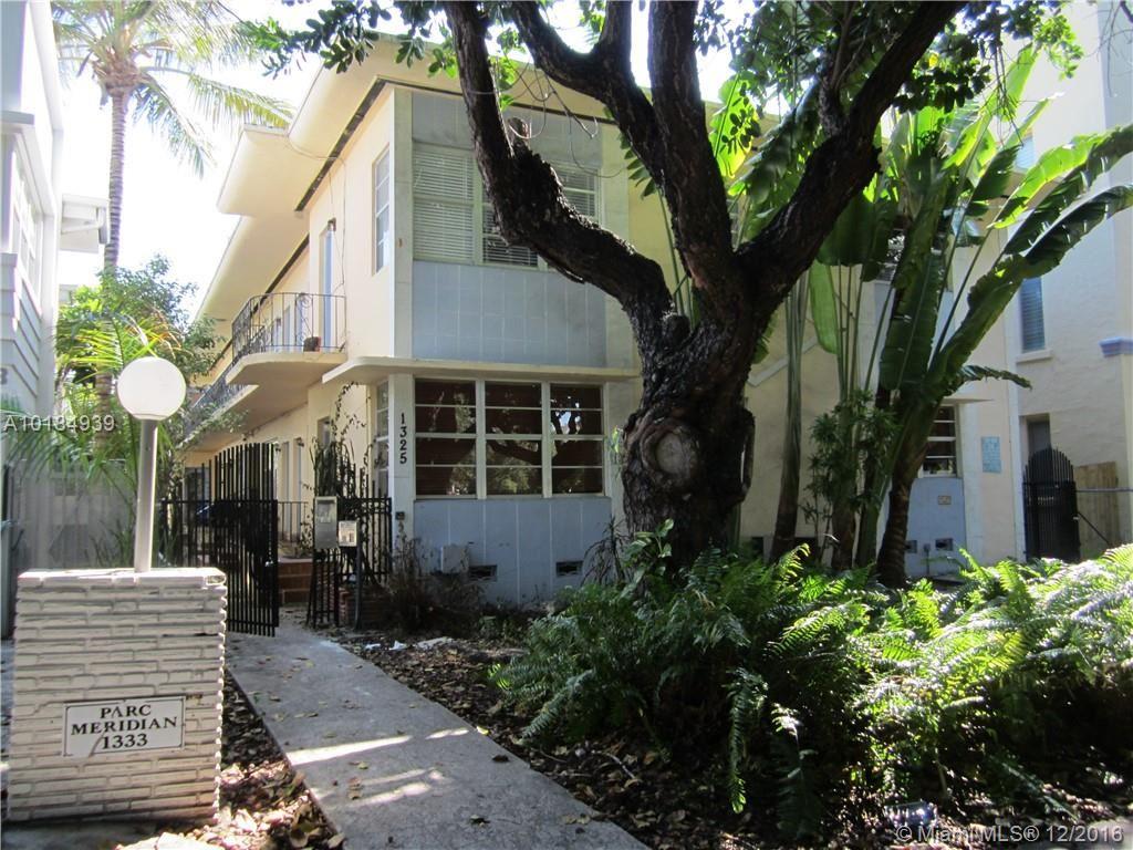 1325 Meridian Ave #1, Miami Beach, FL 33139 - MLS#: A10184939