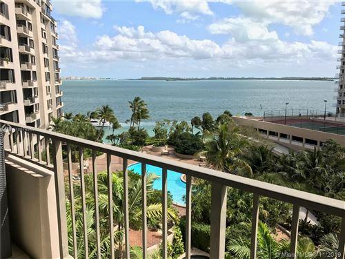 Foto de inmueble con direccion 520 Brickell Key Dr #A813 Miami FL 33131 con MLS A10674940