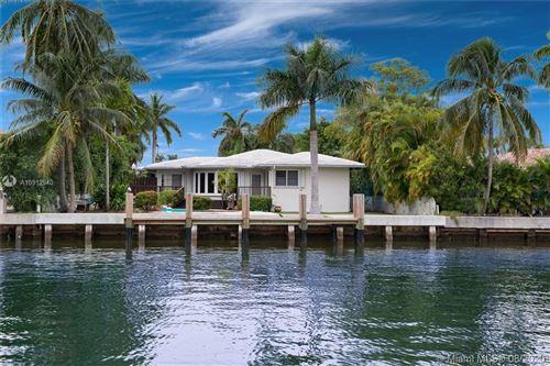 Photo of 9501 E BROADVIEW DR, Bay Harbor Islands, FL 33154 (MLS # A10912940)