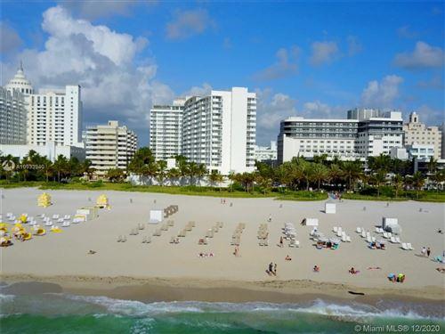 Photo of 100 Lincoln Rd #924, Miami Beach, FL 33139 (MLS # A10933940)